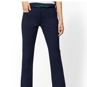 New York and Co Navy dress pants- MUST GO
